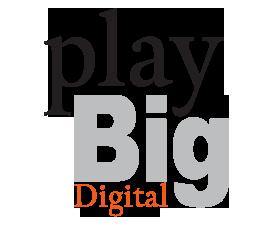 PlayBig Digital Logo